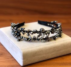 Excited to share the latest addition to my shop: Double black headband baroque headband crystal double tiara wedding headband crystal headband dolce bridal crown adult jeweled headband Bridal Hair Vine, Bridal Crown, Wedding Headband, Jeweled Headband, Crystal Headband, Hair Accessories For Women, Wedding Hair Accessories, Headband Hairstyles, Wedding Hairstyles