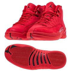 """ThePrivateStock on Instagram  """"Jordan 12 """"Gym Red 2018"""" 🔴 Takin preorders  for them in all sizes‼ Gs sizes 5–7  210 Men s sizes 8-13  250 Release  date  ... 0b4c7ce1d"""