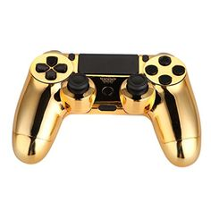 Brought to you by Avarsha.com: <div><div>For:Sony PS4<br> Accessory Type:Controllers<br> Interface:Wired<br> Color:Silver, Gold<br> Material:Metal<br> Standby Time (hrs):4-6h<br> Working Time (hrs):1-4h<br> Charging Time (hrs):7h<br></div><ul><li>Compatible For:Sony PS4</li><li>Standby Time (hrs):4-6h,Working Time (hrs):1-4h,Charging Time (hrs):7h</li><li>Material:Metal</li></ul><div>Compatible For:Sony PS4</div><div>Luxrmoon</div></div>