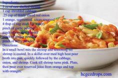 Quick and Easy Shrimp Stir Fry