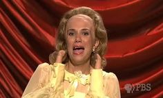 "Kristen Wiig as Dooneese on ""The Lawrence Welk Show"" on Saturday Night Live"