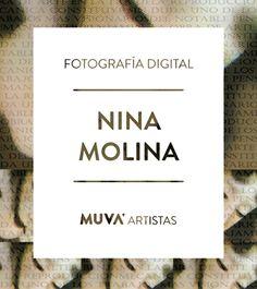Nina Molina nació en Buenos Aires en 1946, vivió durante varios años en los Estados Unidos donde inició sus estudios de Fotografía. En 1973 se radica en Córdoba donde estudia y egresa como Lic. en Pintura. Desde 1979 ha participado en más de 60 salones y muestras colectivas. Cuenta también con 12 muestras individuales en Estados Unidos y en Argentina. #MUVAArtistas