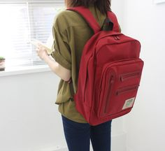 Wanna Be a Traveler Backpack