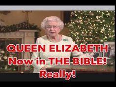 QUEEN Elizabeth NOW in the King James Bible (Part 1/2) - Mandela Effect ...