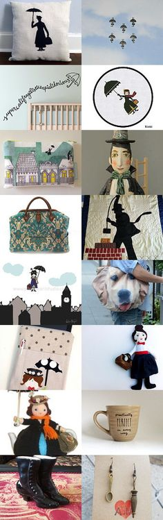 Practically Perfect in Every Way by Joanne on Etsy--Pinned with TreasuryPin.com