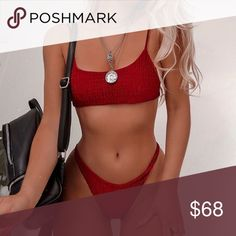 11d14bf87fa44 Bikini Set Brand New Brand  Boutique Please allow 2-5 business days to  ship. Thank you. Similar Tags  Nasty Gal