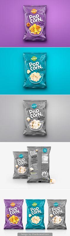 Delipop Popcorn