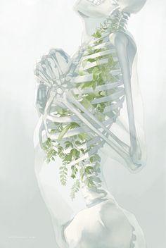 Re° ✎ Art : 呼吸