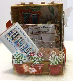 """Teeschrank: Danke für's Blumengiessen mit """"Gift From The Garden"""""""