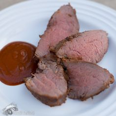 An amazing sous vide tri tip with beasty bbq sauce.  Repin if you like #paleo #paleo recipes #sous vide