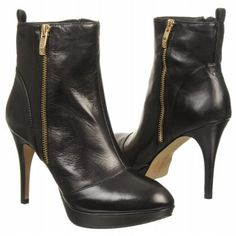 Vince Camuto boots | Vince Camuto Edorn Boots (Black Leather) Women's Boots ...