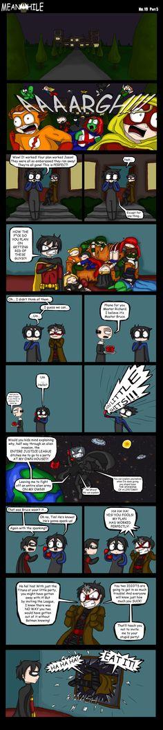 Titans Together part 5 by Tragic-Ballerina.deviantart.com on @deviantART