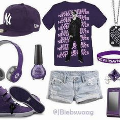 All the Justin bieber stuff I need