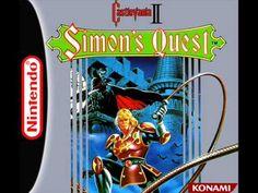 Castlevania II Music (NES) All Music