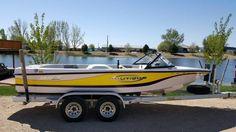 En venta de Ocasión Correct Craft Ski Nautique 196 Ski Boats For Sale, Nova, Power Boats, Lake Life, Skiing, Tower, Craft, Products, United States