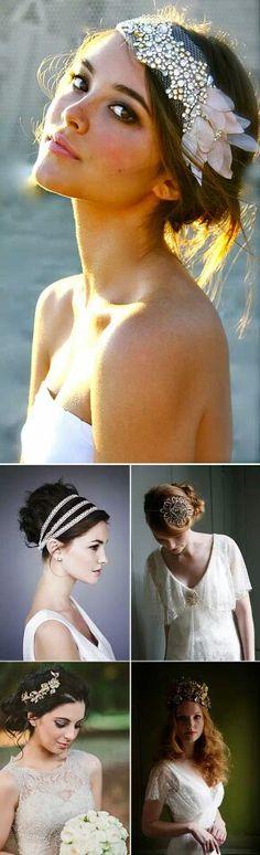 Peinado romantico