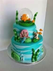 bubble guppies cake | Party Ideas