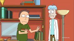 doofus Rick.. screenshots straight from the show on adultswim.com