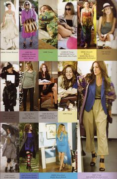 Sex and the city movie costumes