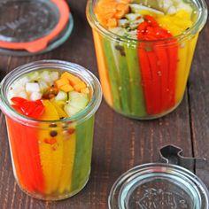 野菜が美味しく食べられるパリポリピクルス☆簡単常備菜