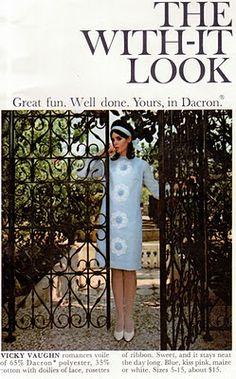 Seventeen Magazine 1966 #60s