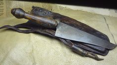 Indian Wars Trade Knife, Mountain Man Rendezvous Knife, Cowboy Action Display | eBay