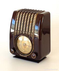 RADIO TELEFUNKEN MODELO ROMANCERO, MUY BONITO - Foto 1