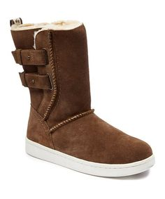 BEARPAW Earth Monica Suede Boot - Women   Best Price and Reviews   Zulily Suede Boots, Ugg Boots, Cold Weather Boots, Bearpaw Boots, Soft Suede, Amazing Women, Me Too Shoes, Uggs, Earth