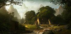 Fantasy - landscape