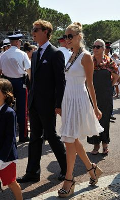 Pierre Casiraghi and Beatrice Borromeo's best looks - HELLO! US
