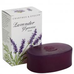 Crabtree & Evelyn Lavender Glycerine Soap