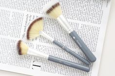 B. Makeup Brushes | MadeFromBeauty.co.uk