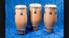 Resolution Congas made by Ralf Flores. I have a set of these! Awesome Drums!