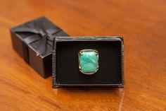 Mais lindo anel turquesa. A venda na minha loja virtual: https://samya-kalena-joias.lojaintegrada.com.br/