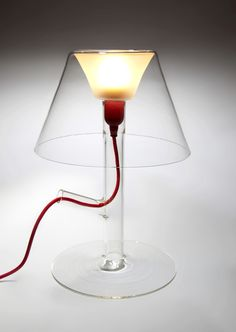 GIORGIO BONAGURO: SIMPLICITY AND CLEAR LINES  Cindy Lamp by Giorgio Bonaguro  www.designspeaking.com