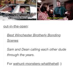 """Winchester """"dude"""" part 3"""