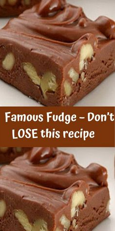 When it comes to sweet treats, fudge is number one at our house. It doesn't really matter what type of fudge I'm making, the kids will devour it as if it was Köstliche Desserts, Delicious Desserts, Dessert Recipes, Peanut Butter Desserts, Diabetic Desserts, Holiday Baking, Christmas Baking, Candy Recipes, Cookie Recipes
