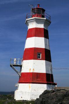 Brier Island Lighthouse - Nova Scotia