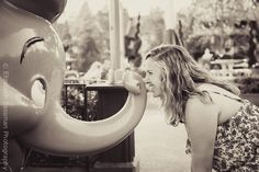 disney inspired photo shoot with dumbo