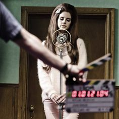 Lana del Rey for H & M music video