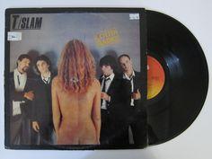 Buy LP Vinyl T-SLAM - LOUD RADIO VG- EXfor R89.00