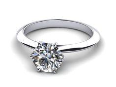 6 prong diamond - Google Search