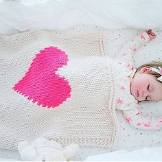 Hey, I found this really awesome Etsy listing at https://www.etsy.com/listing/217732515/heart-blanket-baby-bassinet-size-hand