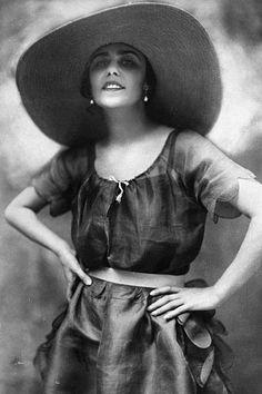 Maria Orska / Rachel Blindermann (1893-1930)