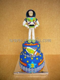 Cake Toy story Buzz
