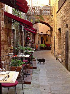 Massa Marittima, Tuscany