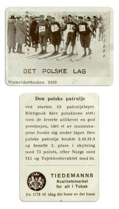 Den polske patrulje 1930