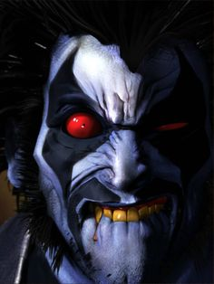 I just read that they're trying to make a Lobo movie. Yes, please.