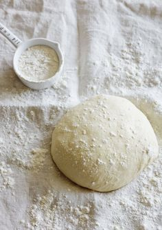 This homemade pizza dough is a simple indulgence -- with just a little time to rise, a few kneads, and some TLC it will be the best pizza dough yet!