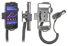 Aktívny držiak do auta pre Sony Xperia Z1 Compact